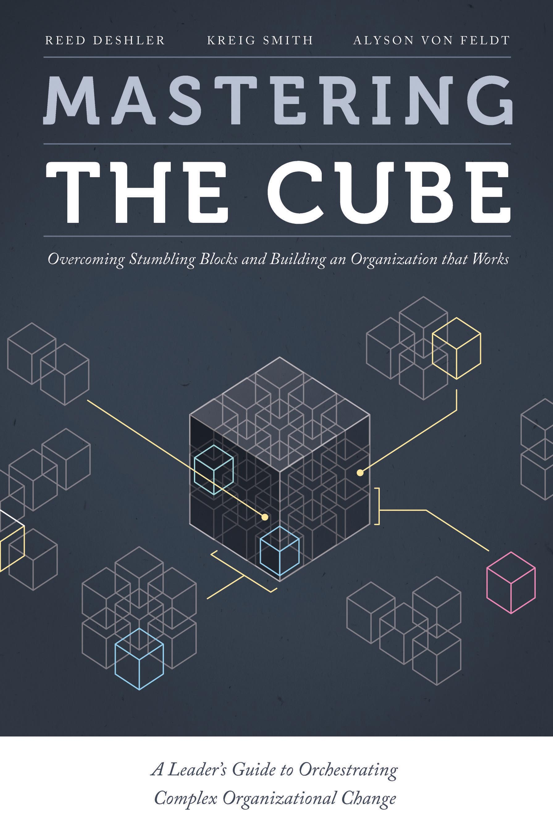 Book Discussion: Mastering the Cube