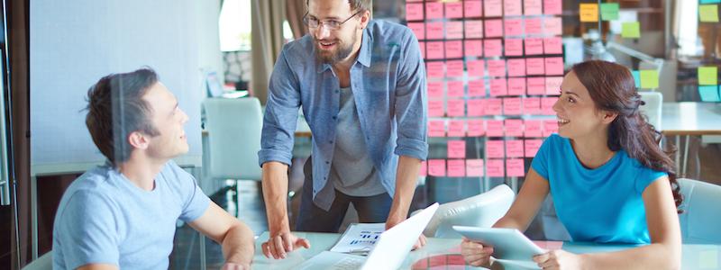 Designing an adaptive organization
