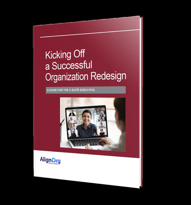 Kicking Off a Successful Organization Redesign