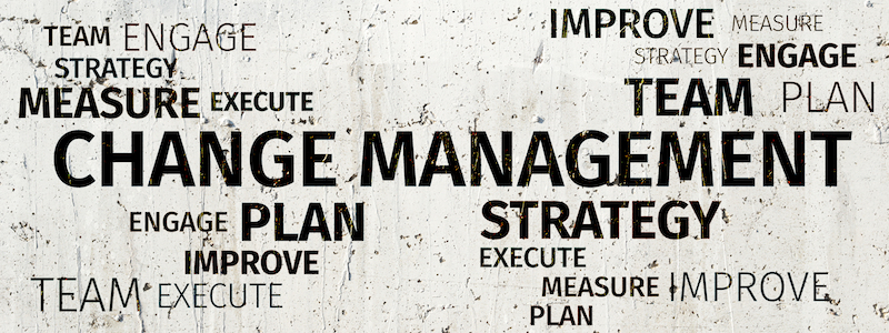 Three keys to effective change implementation