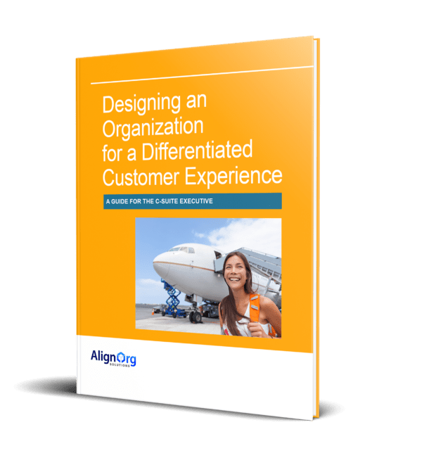 Designing an exceptional customer experience