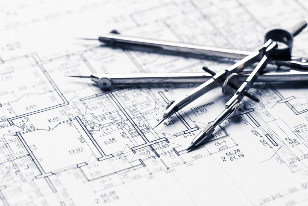 Organizational design is like having the blueprints for a house