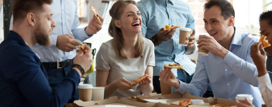 Beyond Free Lunch: Competing for a Differentiating Employee Experience