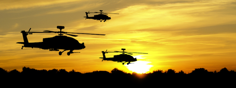 Much like the military, both vision and strategy are necessary for organizational success.