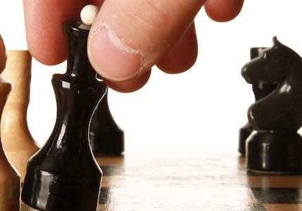 Differentiation through corporate strategy.