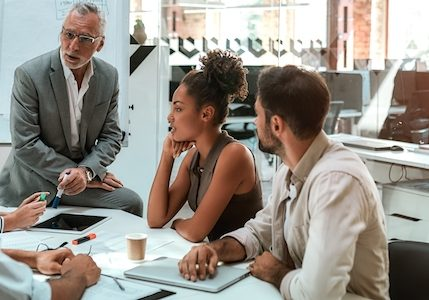 Leadership traits that lead to change success