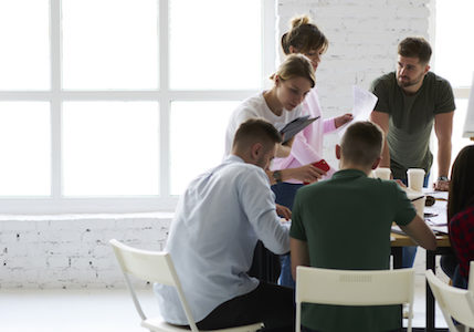 Collaboration, not consensus, is the key to delivering results.