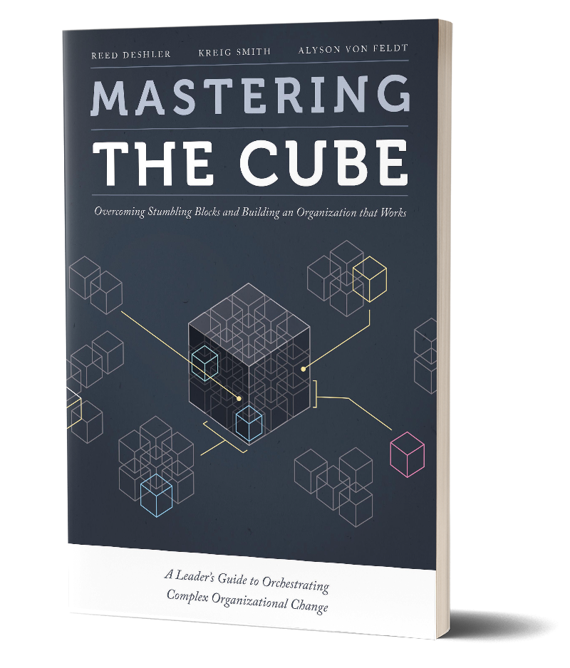 AlignOrg Mastering The Cube Book