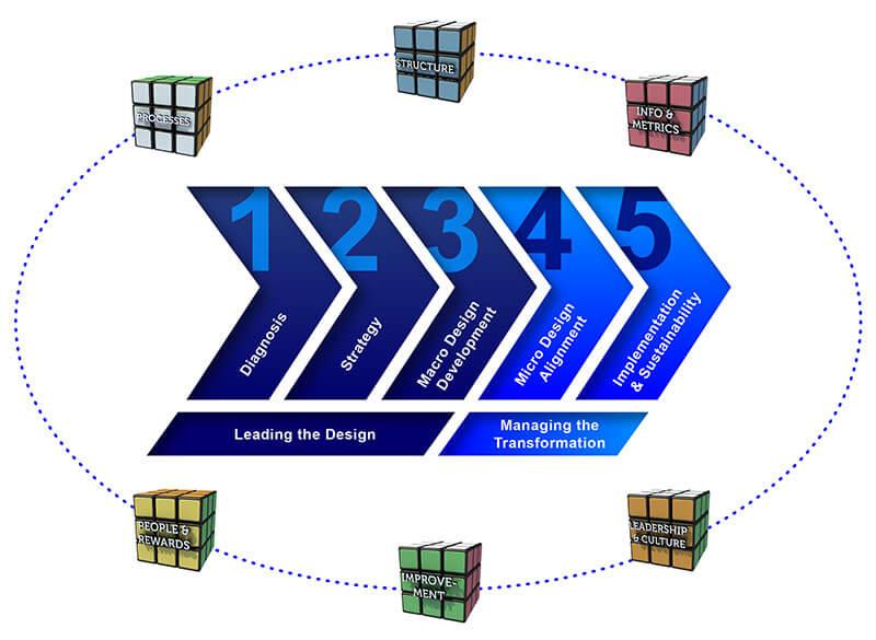 AlignOrg Model Cube