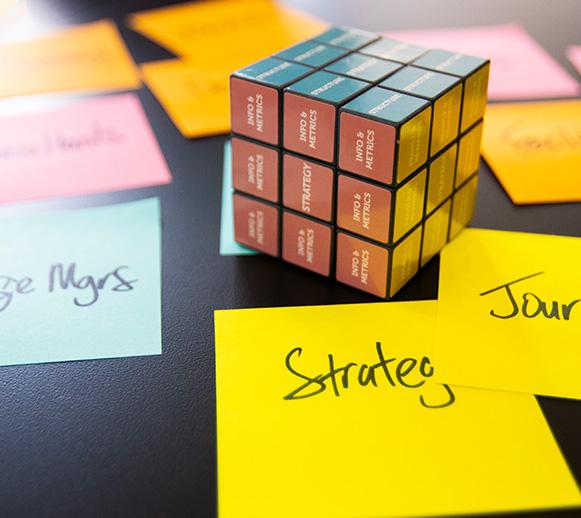 AlignOrg Rubik's Cube